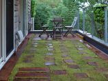 ココティエテラスの緑化計画