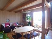 御影草屋根の家 II