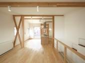 木工家の家