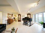 ピアノのある家