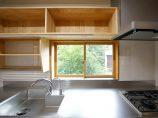 六甲山の家 キッチンリノベーション