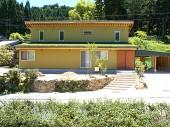 里山の緑の家