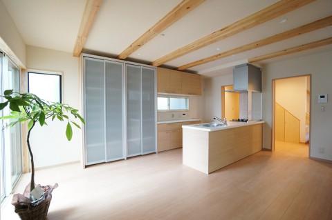 垂水の3世代住宅